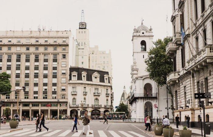 多伦多阿根廷签证