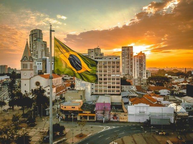 巴西签证多伦多
