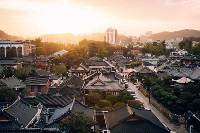 韩国签证多伦多