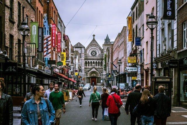 爱尔兰签证多伦多