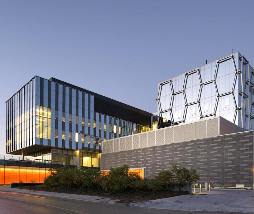 滑铁卢大学教学楼