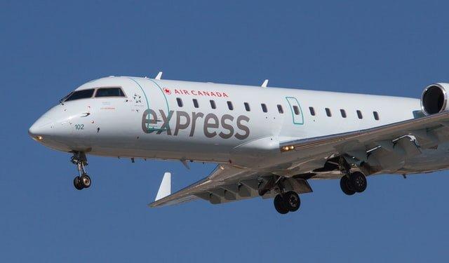 加拿大航空复航