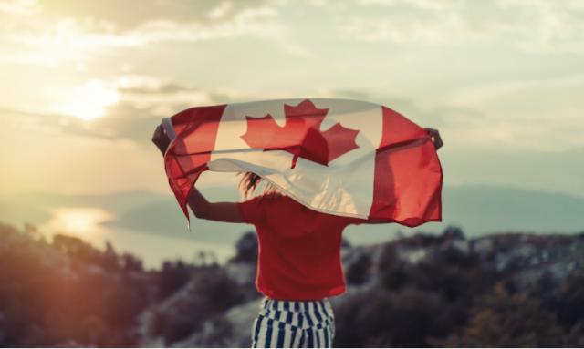 最受欢迎移民国家加拿大1