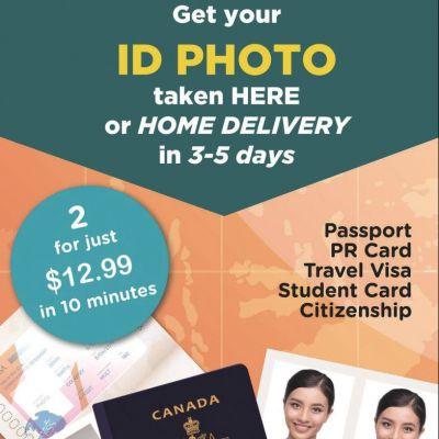 多伦多证件照