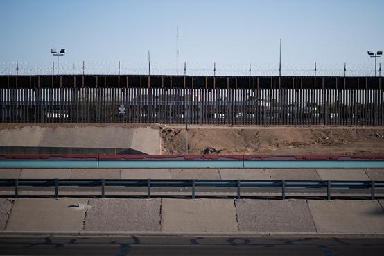 美国边境开放